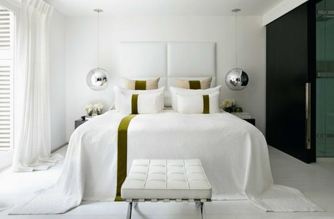 Bedroom design by Kelly Hoppen Bedroom design by Kelly Hoppen 3