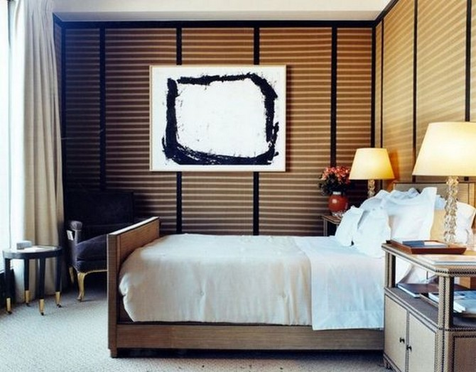 Glamorous Bedroom Decor Ideas by Peter Marino Glamorous Bedroom Decor Ideas by Peter Marino 1 1