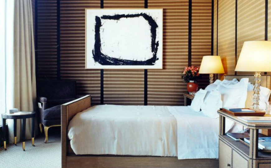 bedroom decor ideas Glamorous Bedroom Decor Ideas by Peter Marino Glamorous Bedroom Decor Ideas by Peter Marino