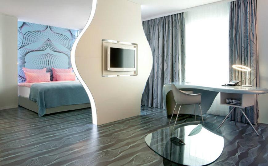 Karim Rashid Designs Karim Rashid Designs Nhow Hotel in Berlin Karim Rashid Designs Nhow Hotel in Berlin