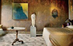 Master bedroom by Axel Vervoordt Master bedroom by Axel Vervoordt 240x150
