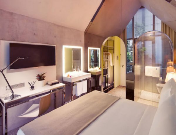 philippe starck bedrooms Philippe Starck Bedrooms for Hotel M Social Singapore Philippe Starck Amazing Bedrooms for Hotel M Social Singapore 1 600x460
