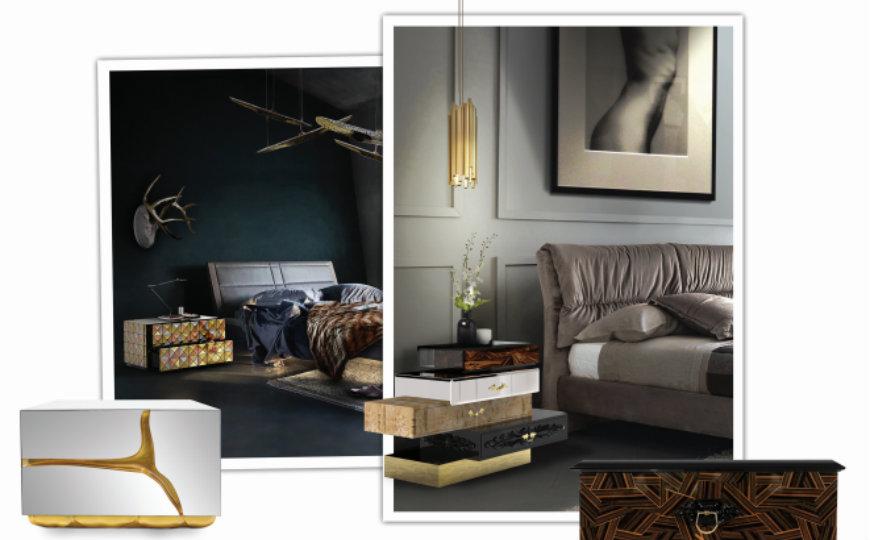 Refresh your Master Bedroom with Boca do Lobo Design Master Bedroom Refresh your Master Bedroom with Boca do Lobo Design Refresh your Master Bedroom with Boca do Lobo Design
