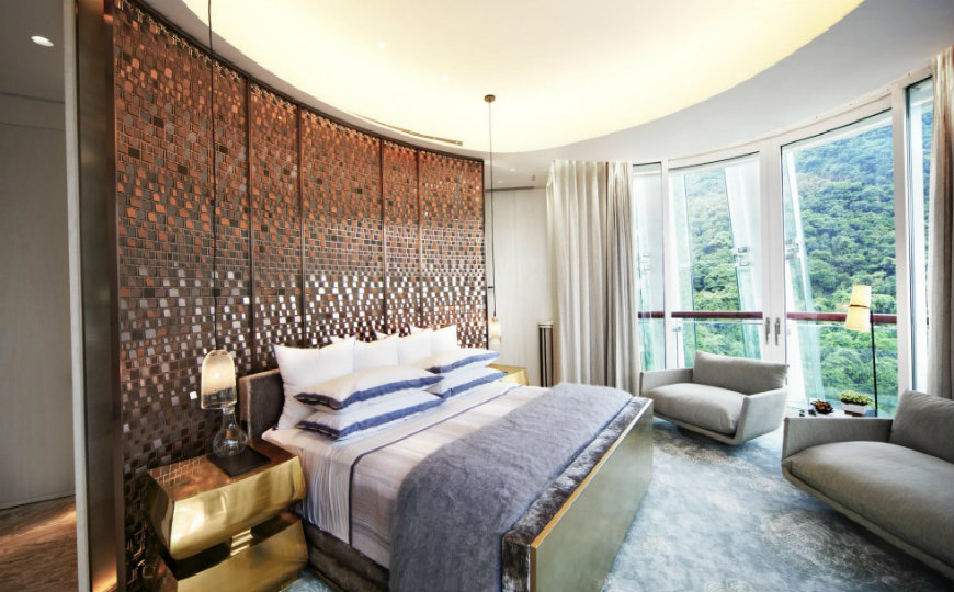 bedroom interiors Wonderful Bedroom Interiors by Yabu Pushelberg Wonderful Bedroom Interiors by Yabu Pushelberg 1