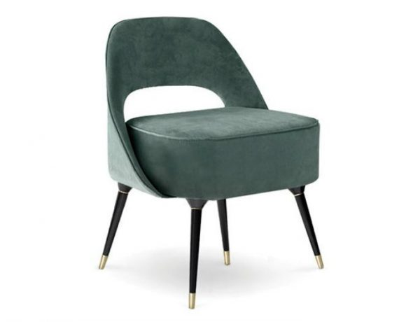 bedroom design Mid-Century Upholstered Chairs for Your Bedroom Design collins chair detail 01 1 600x460