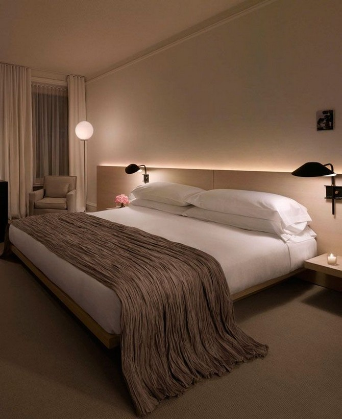 hotel bedroom lighting yabu pushelberg hotel suits for park hyatt new york 11806