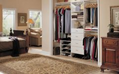 bedroom closet Bedroom Ideas: How to Organize Your Bedroom Closet 4 4 240x150