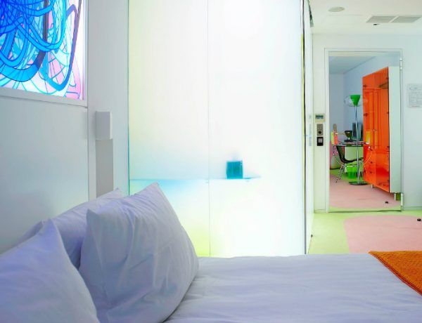 bedroom ideas Bedroom Ideas: Karim Rashid's Colorful Bedrooms at Semiramis Hotel Bedroom Ideas Karim Rashids Colorful Bedrooms at Semiramis Hotel 600x460