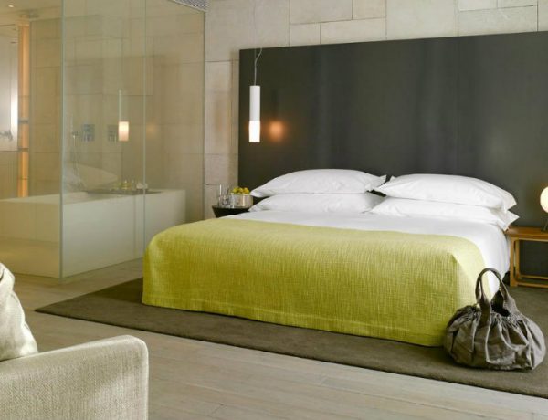 bedroom ideas Bedroom Ideas: Mamilla Hotel in Jerusalem by Piero Lissoni Bedroom Ideas Mamilla Hotel in Jerusalem by Piero Lissoni 600x460
