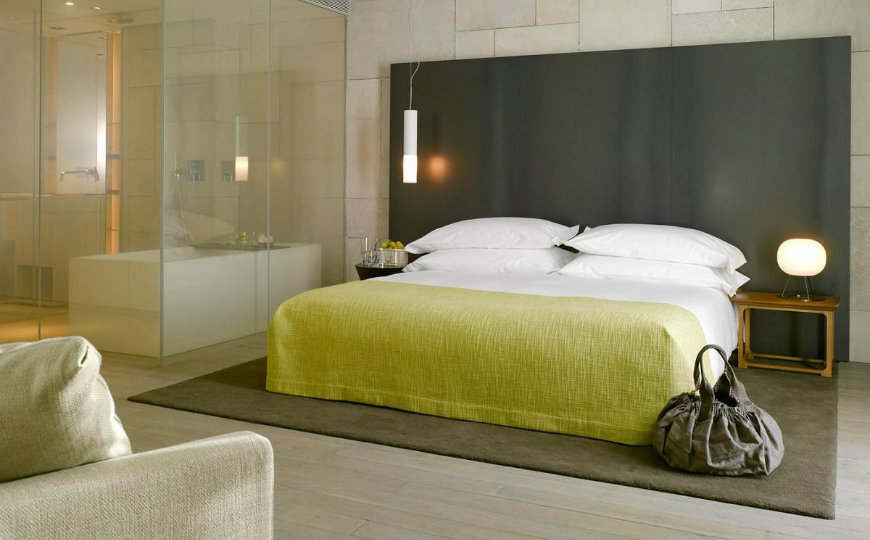bedroom ideas Bedroom Ideas: Mamilla Hotel in Jerusalem by Piero Lissoni Bedroom Ideas Mamilla Hotel in Jerusalem by Piero Lissoni