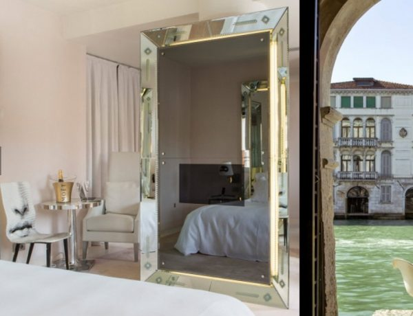 luxury bedrooms Luxury Bedrooms by Philippe Starck at Hotel PalazzinaG Luxury Bedrooms by Philippe Starck at Hotel PalazzinaG 600x460