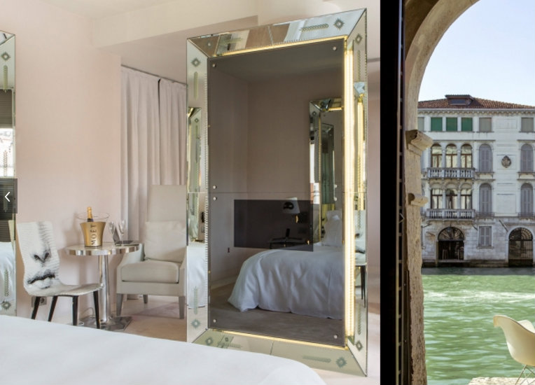 luxury bedrooms Luxury Bedrooms by Philippe Starck at Hotel PalazzinaG Luxury Bedrooms by Philippe Starck at Hotel PalazzinaG