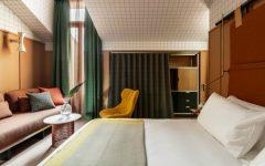 bedroom designs Patricia Urquiola Bedroom Designs at Room Mate Hotel Giulia Patricia Urquiola Bedroom Designs at Room Mate Hotel Giulia 240x150