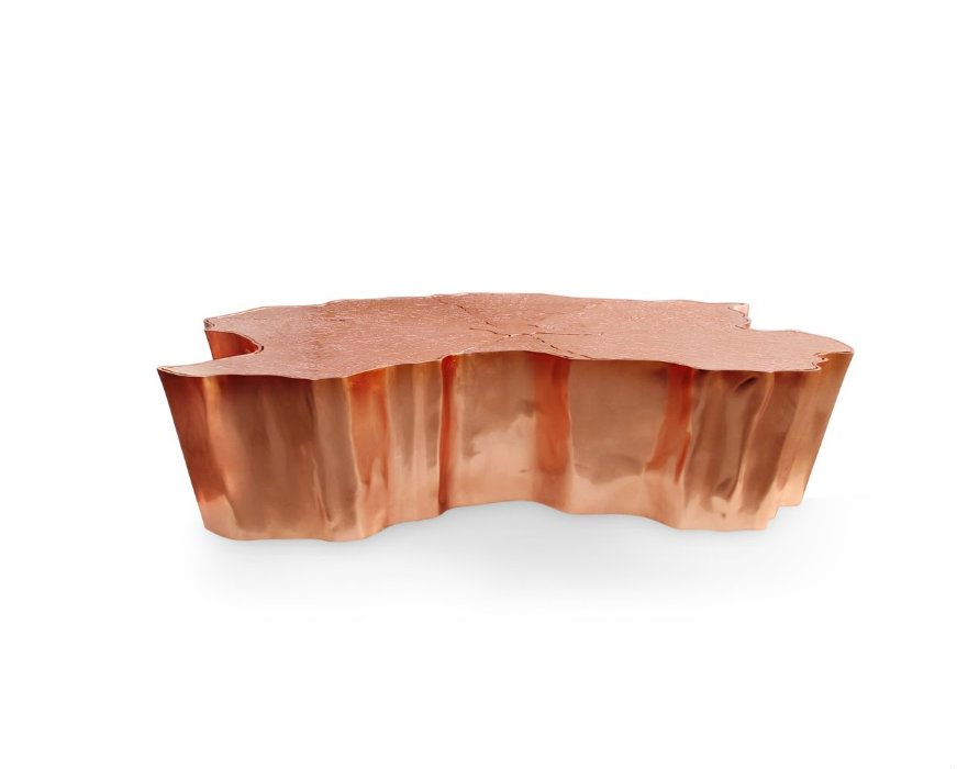 small bedrooms The Best Decorating Tips for Small Bedrooms eden copper center table 01