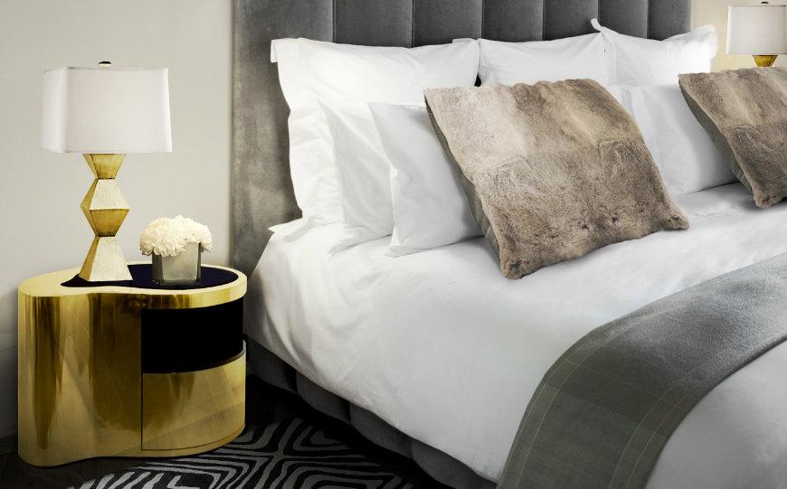 Bedroom Design Improve Your Bedroom Design with Ingenious Nightstands wave nightstand cover 1
