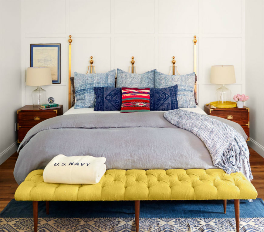 Decorating Bedroom Ideas for a Comfortable Setting ... on Comfortable Bedroom Ideas  id=75377