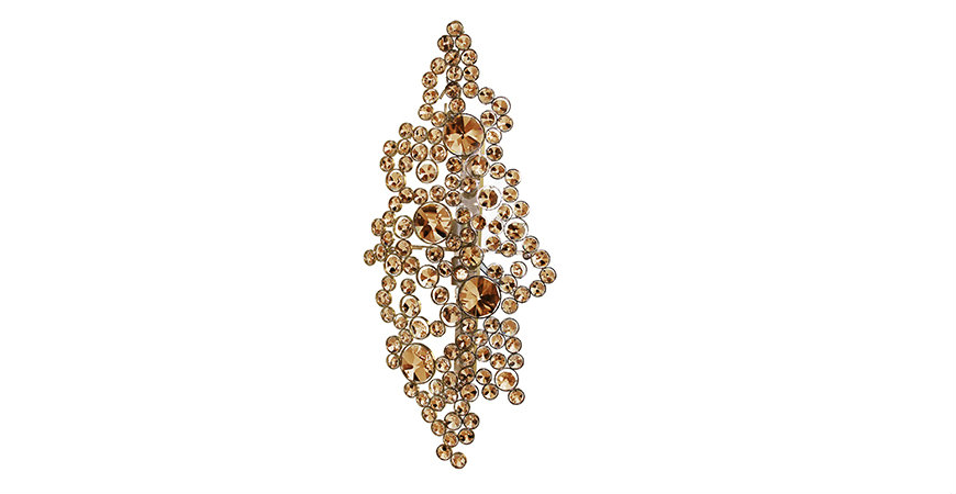 eternity-sconce-9 luxury sconces Contemplate Luxury Sconces for an Elegant Bedroom Decor eternity sconce 9 1