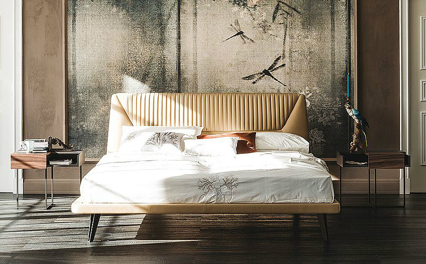 featured image comfortable beds Take a Look at Some of the Most Comfortable Beds from Cattelan Italia featured image 1