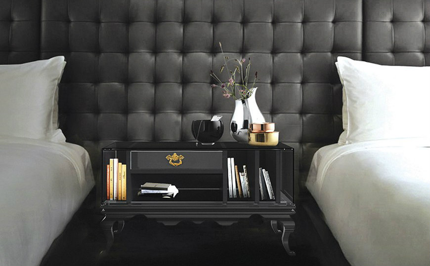 featured bedroom ideas Bedroom Ideas with Sophisticated Nightstands and Side Tables featured 5
