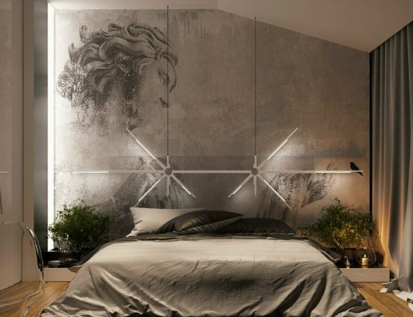 featured image wall designs Striking and Artistic Wall Designs to Decorate Your Bedroom featured image 3 600x460