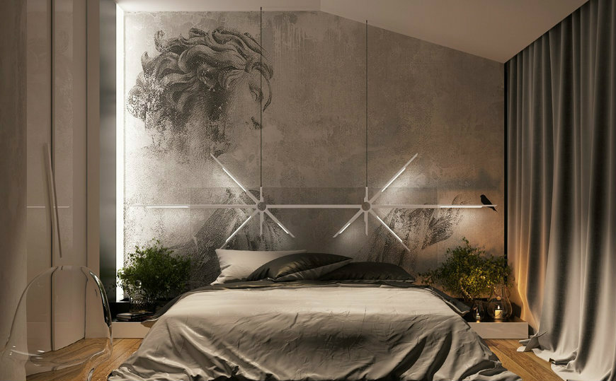 featured image wall designs Striking and Artistic Wall Designs to Decorate Your Bedroom featured image 3
