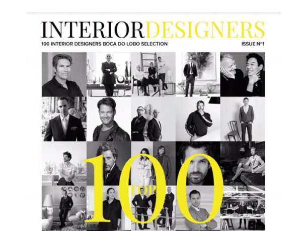 top 100 interior designers Boca do Lobo & COVETED Magazine Top 100 Interior Designers – PART III featured image 5 600x460