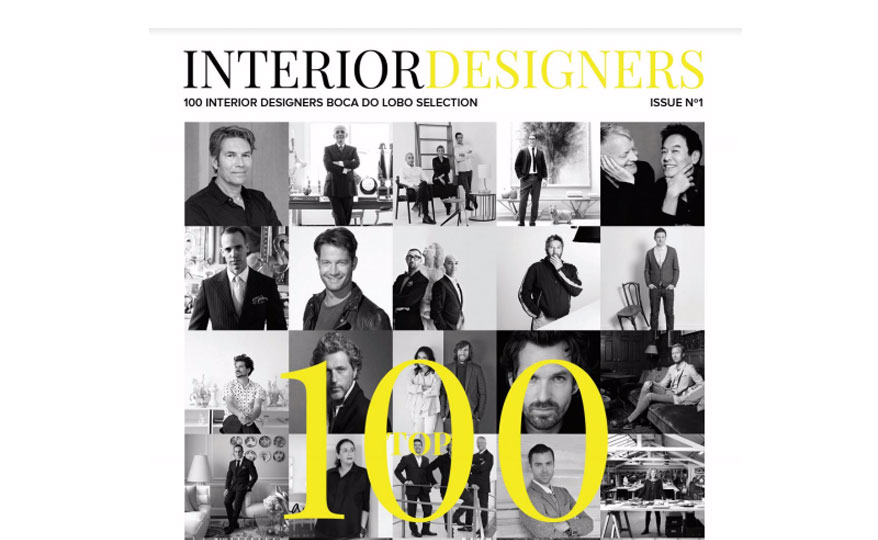 top 100 interior designers Boca do Lobo & COVETED Magazine Top 100 Interior Designers – PART III featured image 5