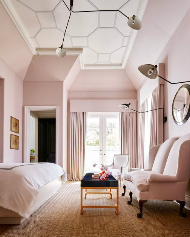 pale pink bedrooms bedroom ideas how to pull the most glamorous pink 12785