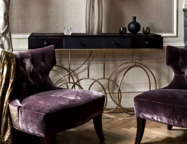 featured interior design projects Luxurious Interior Design Projects Featuring KOKET's Furniture featured 1 600x460