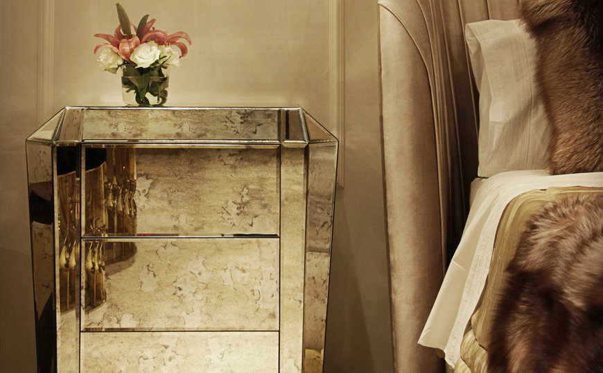 eatured luxury nightstands 8 Luxury Nightstands that Will Empower Any Bedroom Set eatured