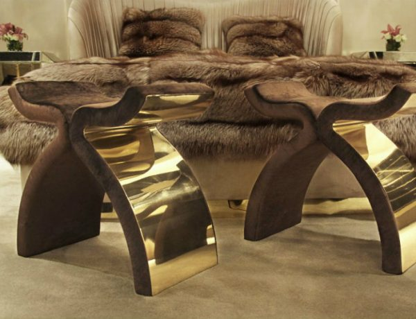 luxury benches 10 Stunning Luxury Benches to Embellish Your Bedroom Design featured 10 600x460