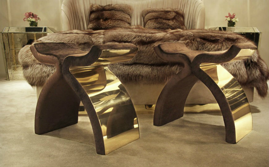 luxury benches 10 Stunning Luxury Benches to Embellish Your Bedroom Design featured 10