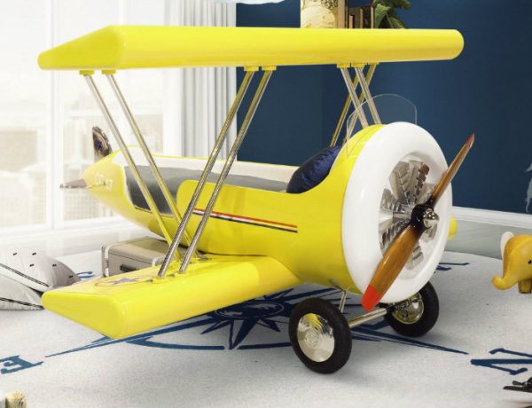 Kids Bedroom Ideas Kids Bedroom Ideas – A Stunning Aviator-Themed Bedroom by Circu featured 8 600x460