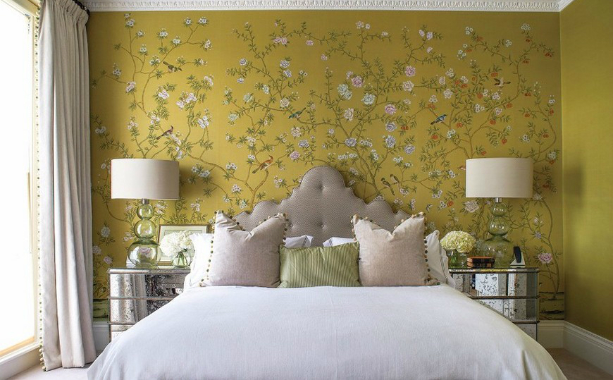 featured design wallpaper The Most Vibrant Design Wallpaper Ideas for Your Bedroom Decor featured 11