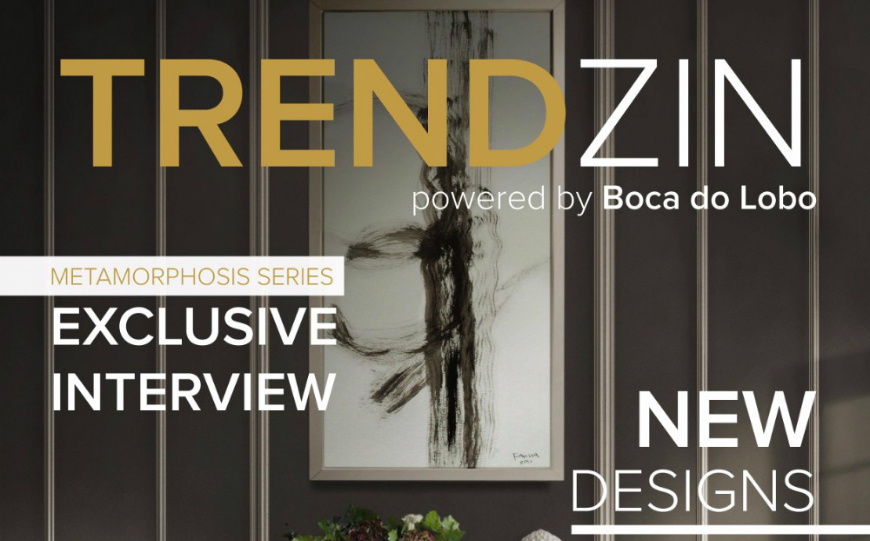 featured 2017 design trends Explore 2017 Design Trends with Boca do Lobo's TRENDZIN featured 5