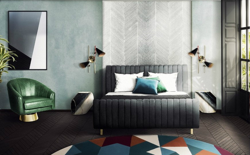 2018 color trends 2018 Color Trends – Be Enthused by Green Home Decor Ideas featured 6