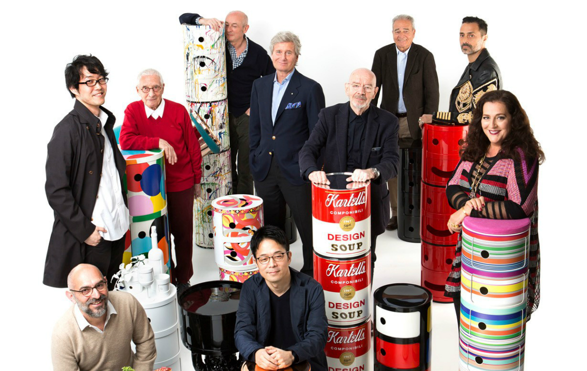 Componibili Design Meet the Various Renditions of Kartell's Iconic Componibili Design featured 13