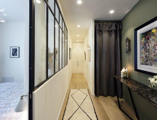 Home Interiors Home Interiors: An Amazing Parisian Modern Home by 10 Sur Dix Studio featured 4 600x460