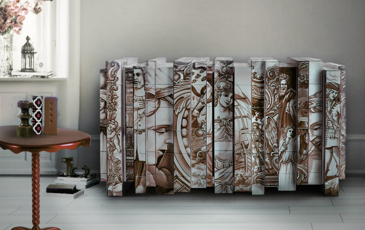 Exclusive sideboards and buffets Be Inspired by Boca do Lobo's Exclusive Sideboards and Buffets featured 9