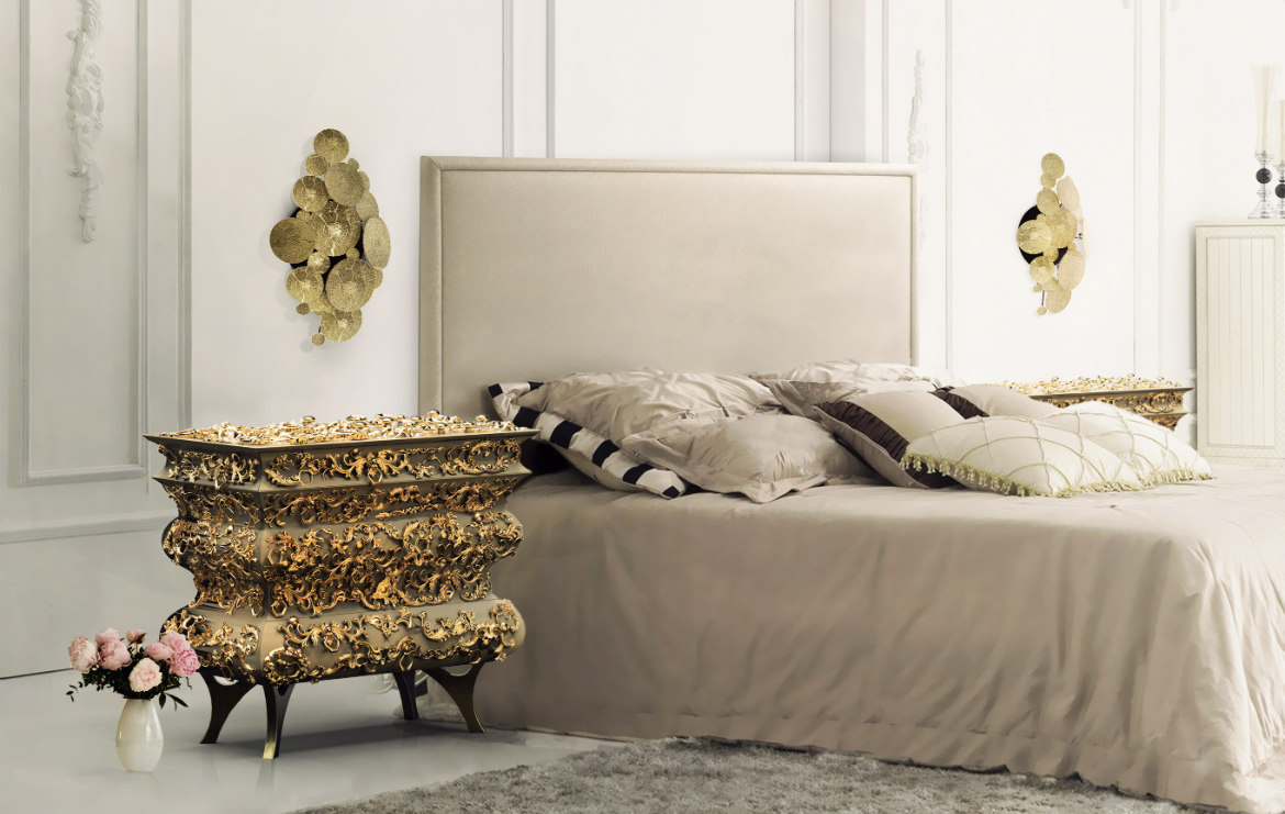 master bedroom collection A Striking Master Bedroom Collection from a Luxury Furniture Brand featured 5