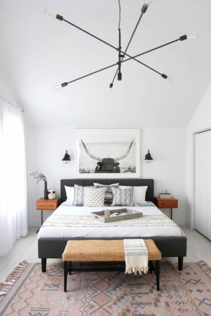 scandinavian design 20 Best Ways To Adorn Your Bedroom With A Scandinavian Design 15 Best Ways To Adorn Your Bedroom With A Scandinavian Design 17 683x1024