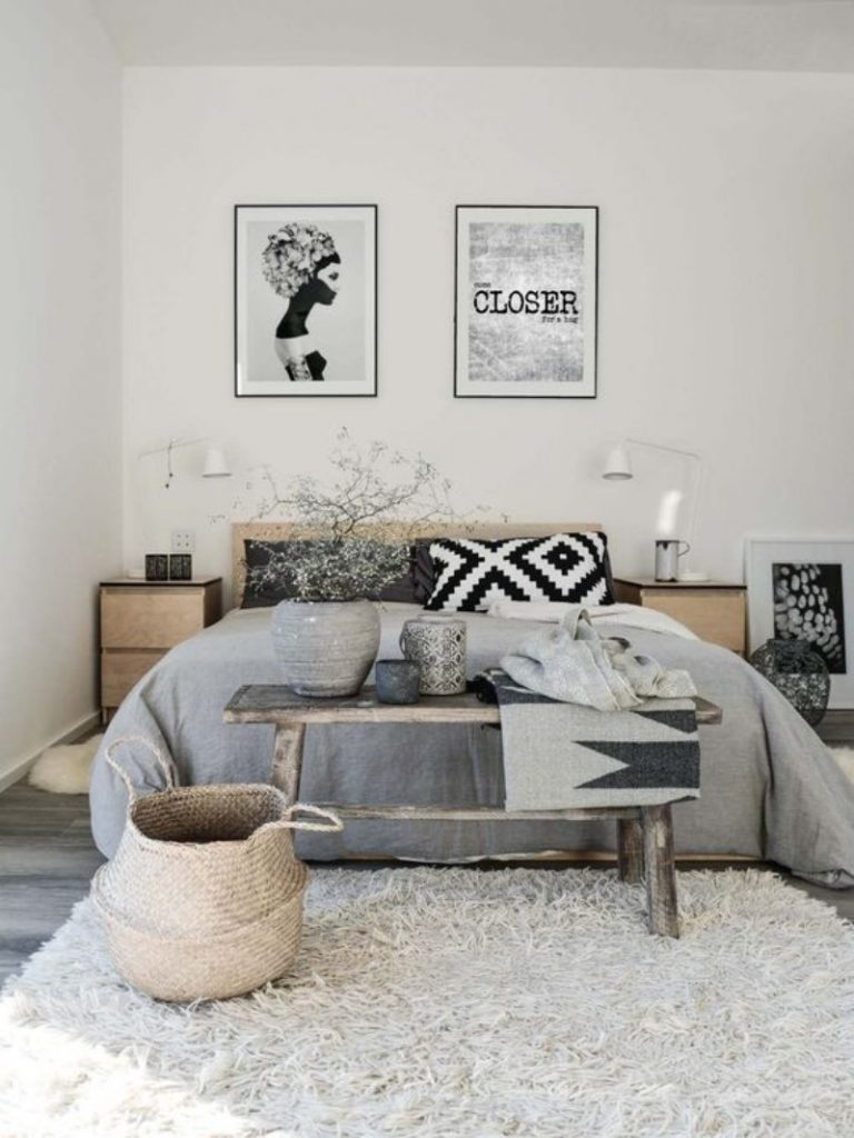 scandinavian design 20 Best Ways To Adorn Your Bedroom With A Scandinavian Design 15 Best Ways To Adorn Your Bedroom With A Scandinavian Design 4 768x1024