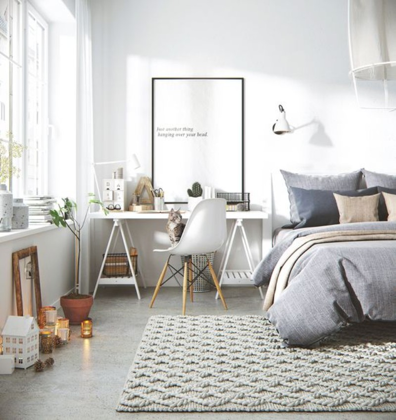 20 Best Ways To Adorn Your Bedroom With A Scandinavian Design scandinavian design 20 Best Ways To Adorn Your Bedroom With A Scandinavian Design 15 Best Ways To Adorn Your Bedroom With A Scandinavian Design 7