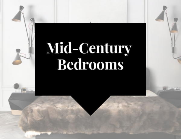 The Bedroom Masterpost of Mid-Century Style You've Been Waiting