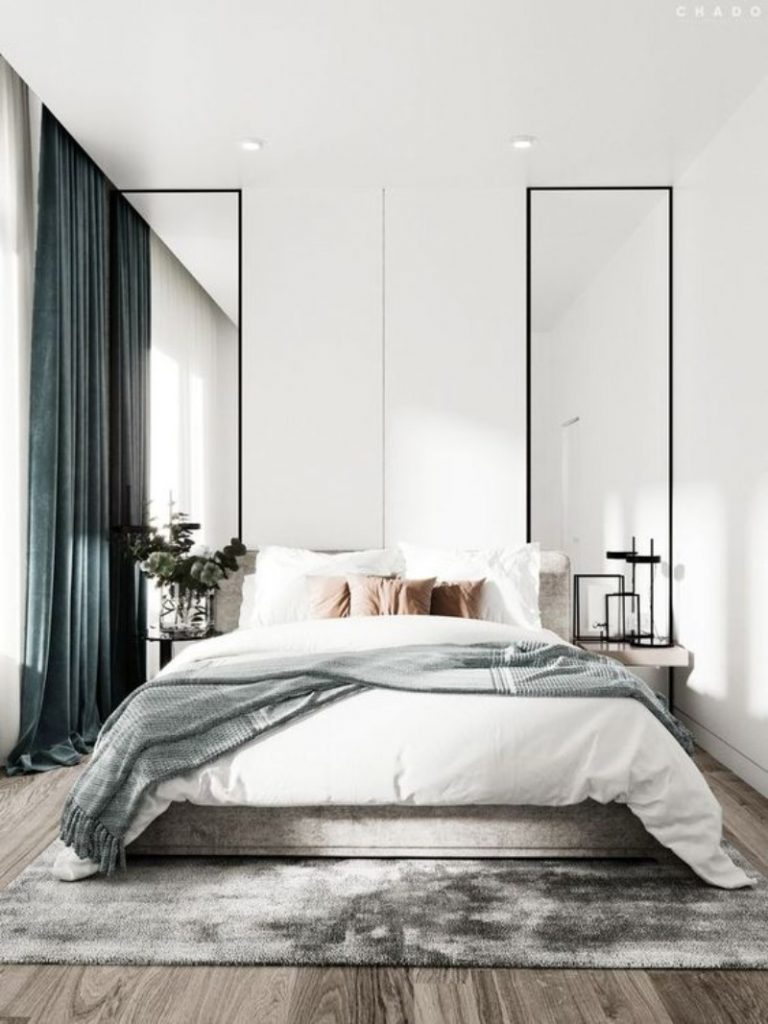 5 Ways to Arrange Furniture in a Small Bedroom small bedroom 5 Ways to Arrange Furniture in a Small Bedroom 5 Ways to Arrange Furniture in a Small Bedroom 1 768x1024