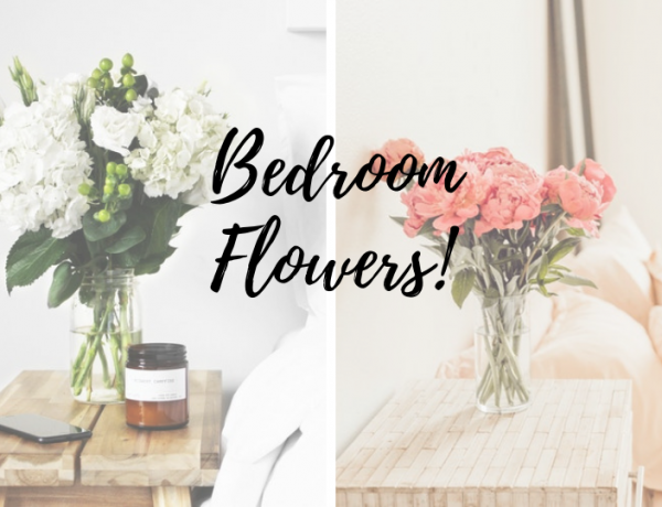 It's Time For Flower Power In Your Bedroom Decor!
