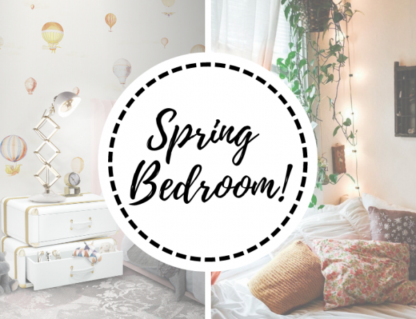 What's Hot Right Now_ Spring Bedroom Decor! spring bedroom decor What's Hot Right Now: Spring Bedroom Decor! Whats Hot Right Now  Spring Bedroom Decor 600x460