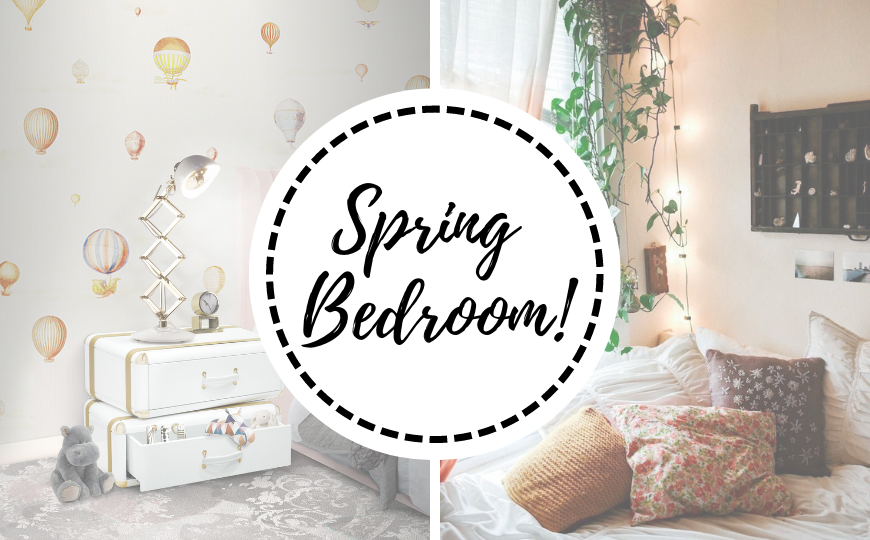 What's Hot Right Now_ Spring Bedroom Decor! spring bedroom decor What's Hot Right Now: Spring Bedroom Decor! Whats Hot Right Now  Spring Bedroom Decor