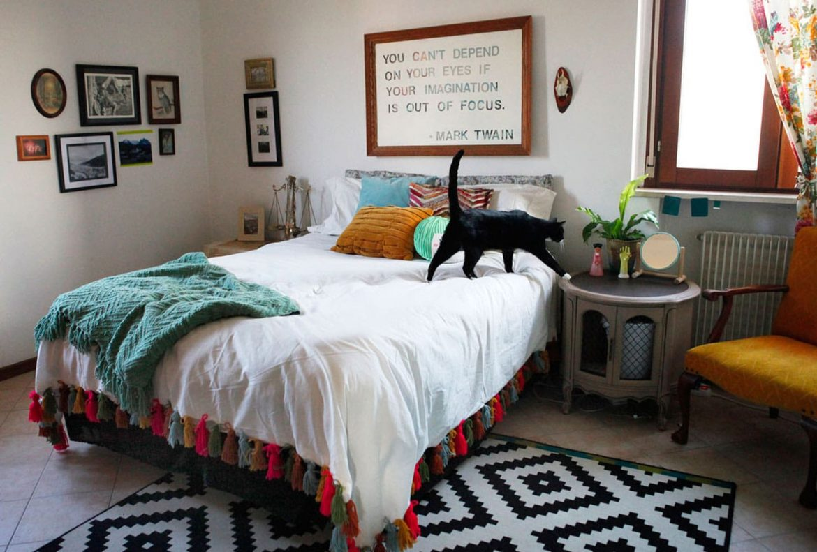 10 Bedroom Decor Ideas To Get You Inspired The Rest Of The Day 6