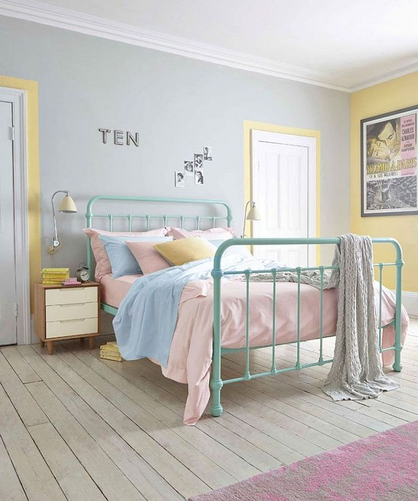 Why Pastel Colors Should Be Part Of Your Bedroom Design 7